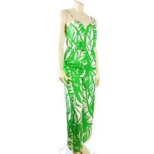 LILLY PULITZER For Target Sleeveless Jumpsuit SP
